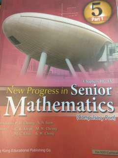 New Progress in Senior Mathematics Book 5 (Compulsory Part)(2009)