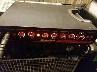 Hartke TX600 Bass Amp.