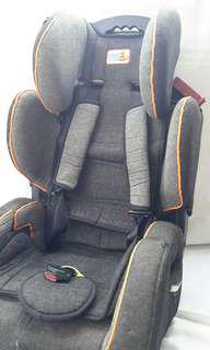 Car seat Abby baby to toddler