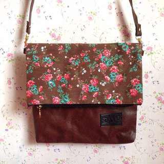 Sling Bag Floral