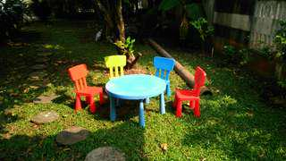 ⭐ Set of kids table and chairs (IKEA - Mammut)