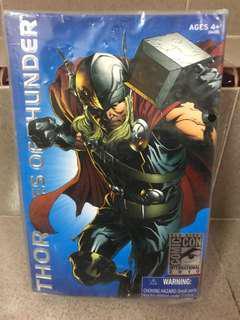 Marvel Thor Comic Con Ver