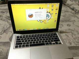 """MacBook Pro 13"""" Mid 2012 (core i5)"""