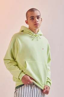 Brand New Champion Reverse Weave Lime Green Hoodie Size S, M, L
