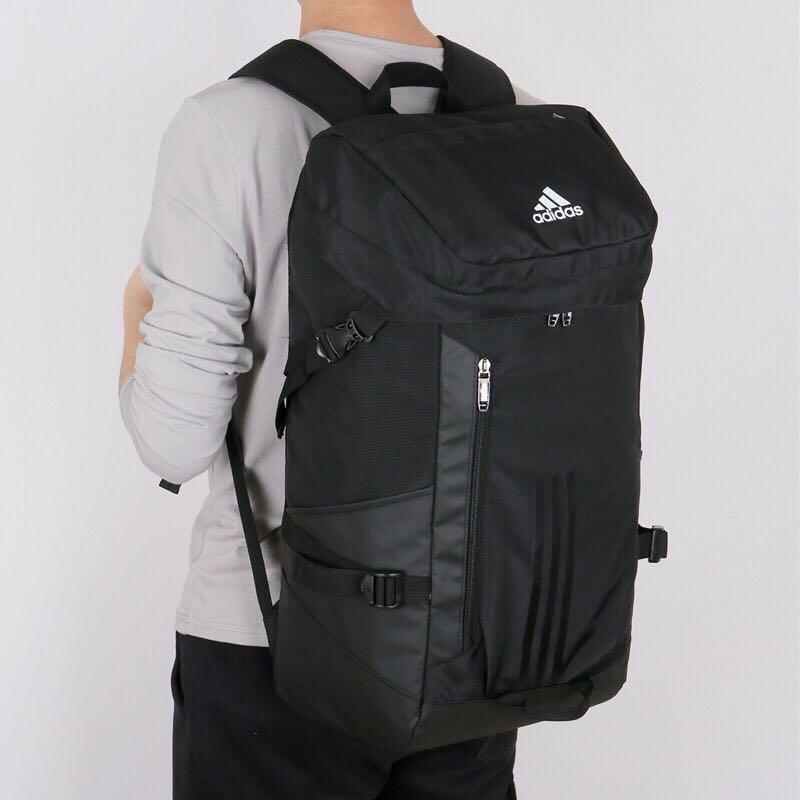 Adidas 60L Outdoor Sport Backpack Waterproof Large Travel Bag