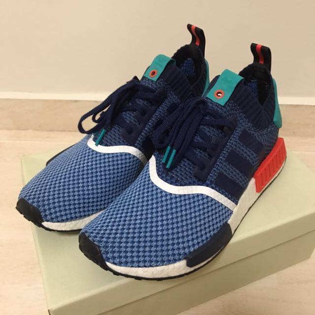 7f3b113cec6e5 Adidas NMD R1 PK Consortium x Packers US10 UK9.5