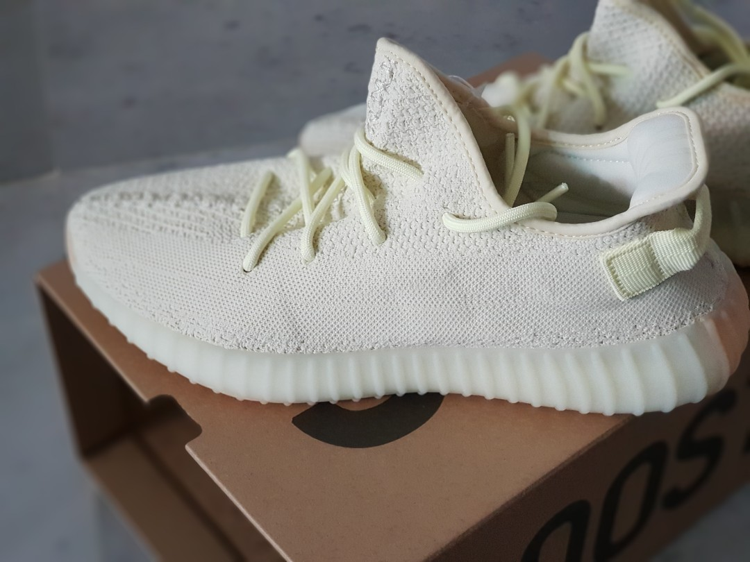 bf46878e708df US 10 Yeezy Boost 350 V2 Butter