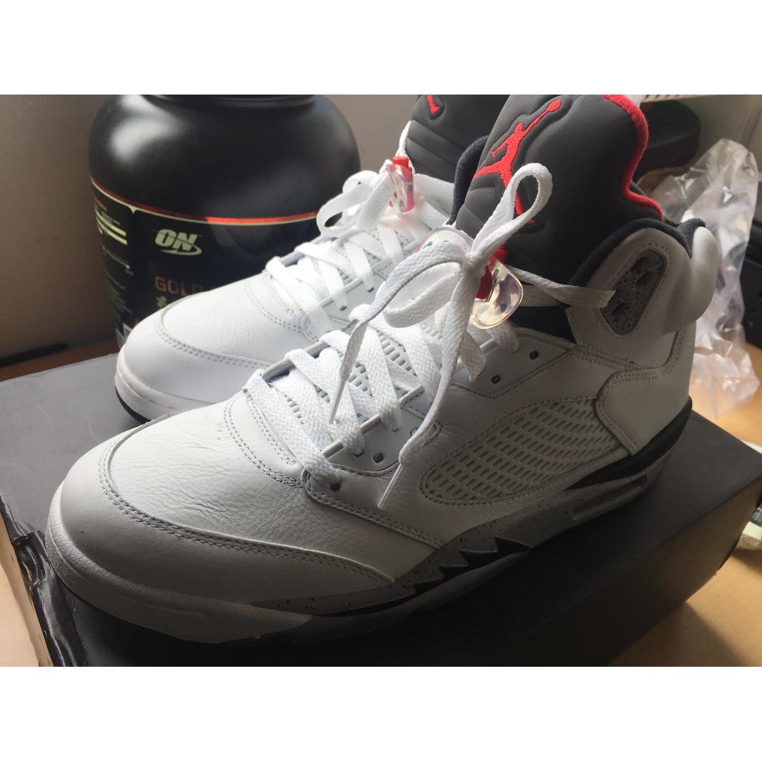 9572a955758c0b Air Jordan 5 (BNIB) Size  46