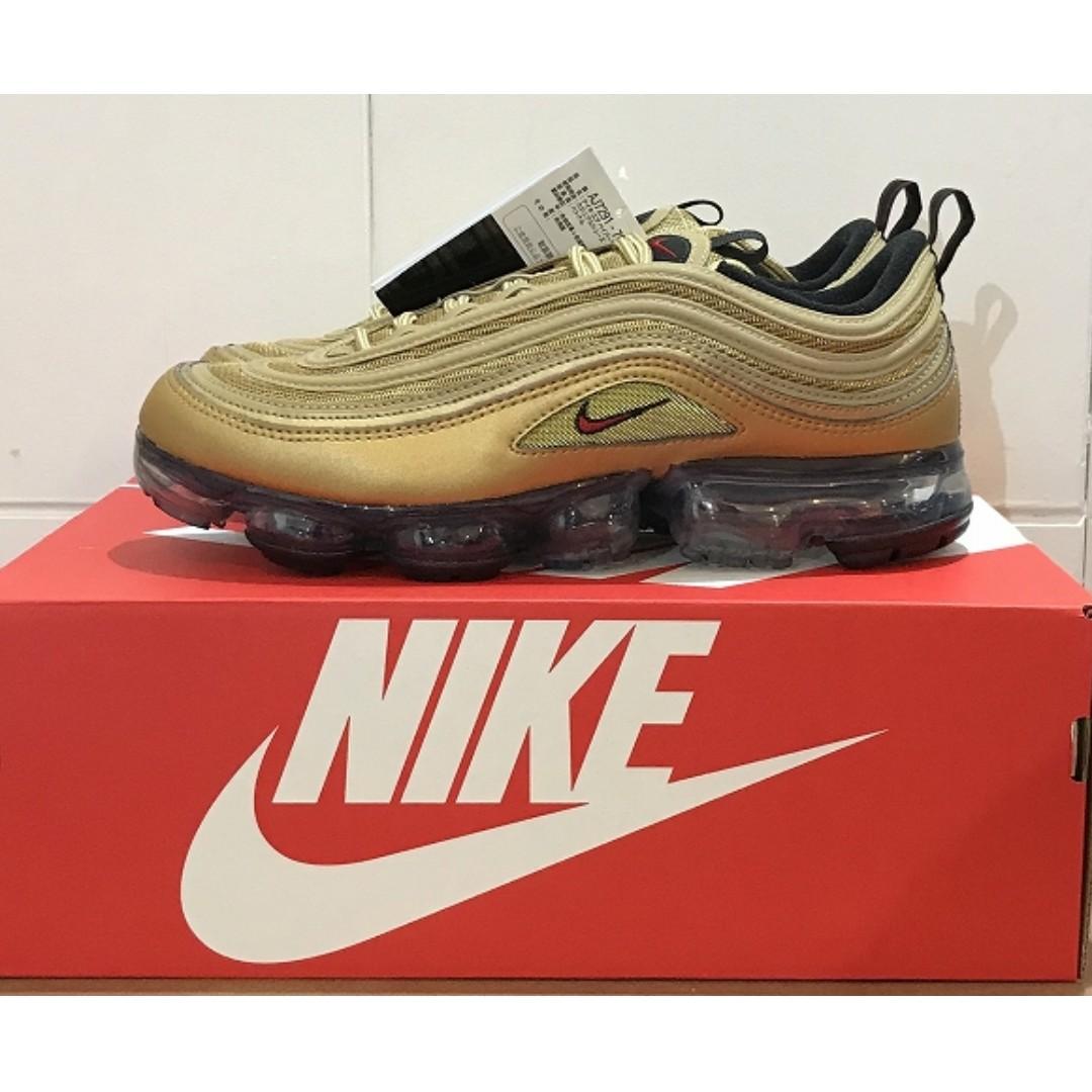 1184955ebfd Air VaporMax 97 Metallic Gold (Nike)