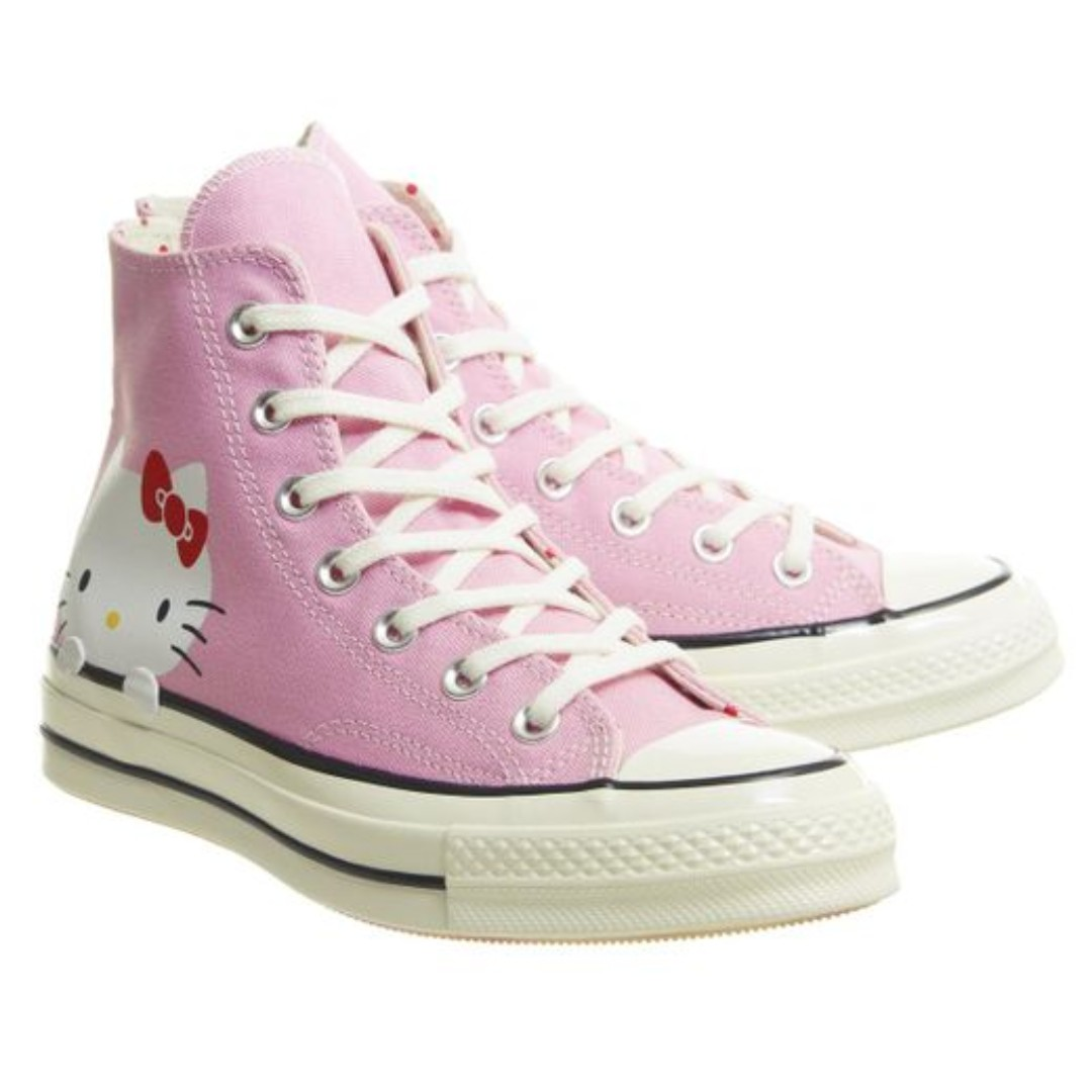 b1fdb13b46f5 Authentic Converse All Star Hi 70 s Hello Kitty