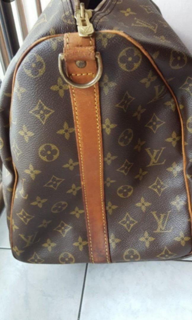 d9c852866f5a Authentic Louis Vuitton Keepall 50 Bandouliere