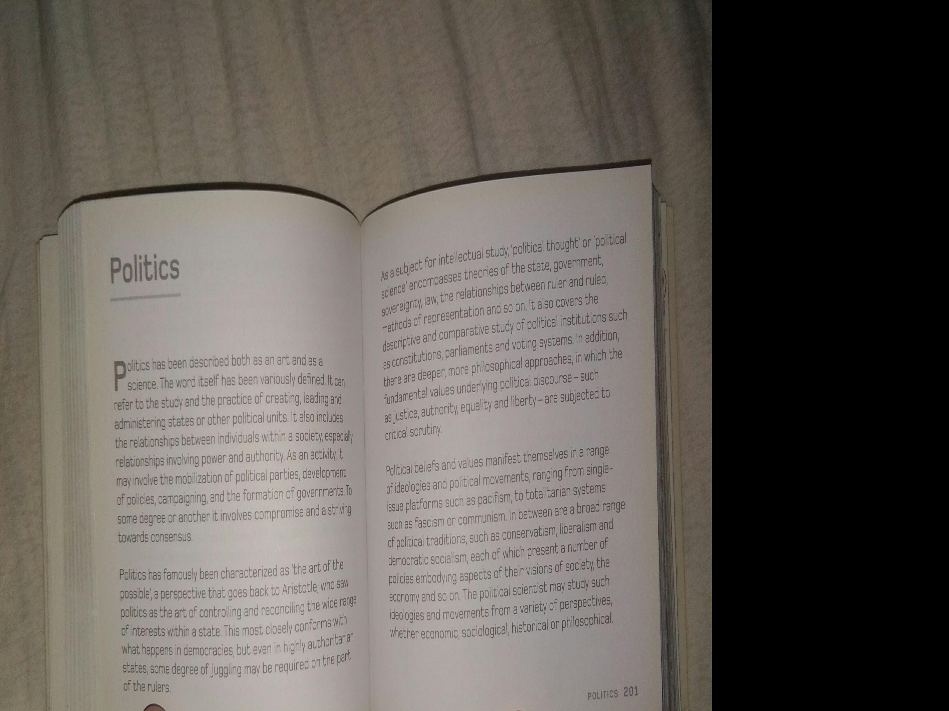 Big Ideas in Brief by Ian Crofton