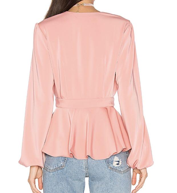 BNWT Lea Top - Blush