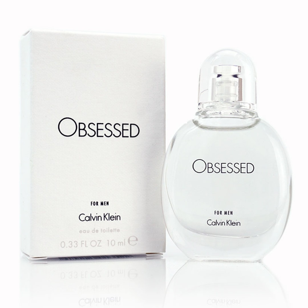eb645a234a Calvin Klein Obsessed for Men EDT 10ml, Health & Beauty, Perfumes ...