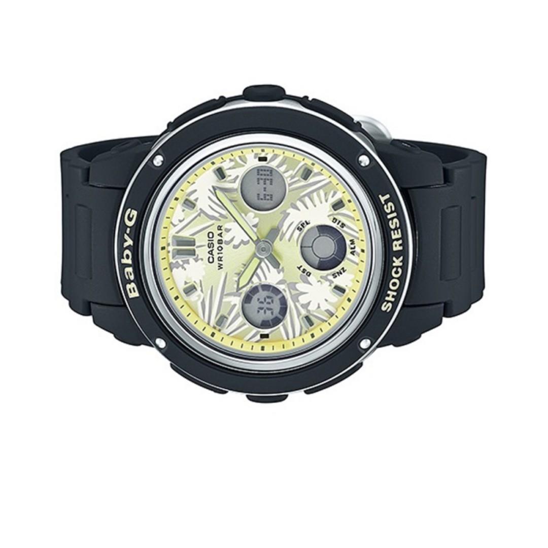 Casio Baby G Standard Analog Digital Bga 150f 1adr Womens Watch 150ef 7b Fashion Watches On Carousell