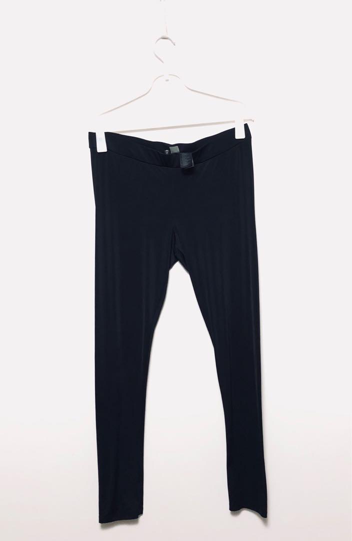 Celana Legging H M Fesyen Wanita Pakaian Wanita Di Carousell