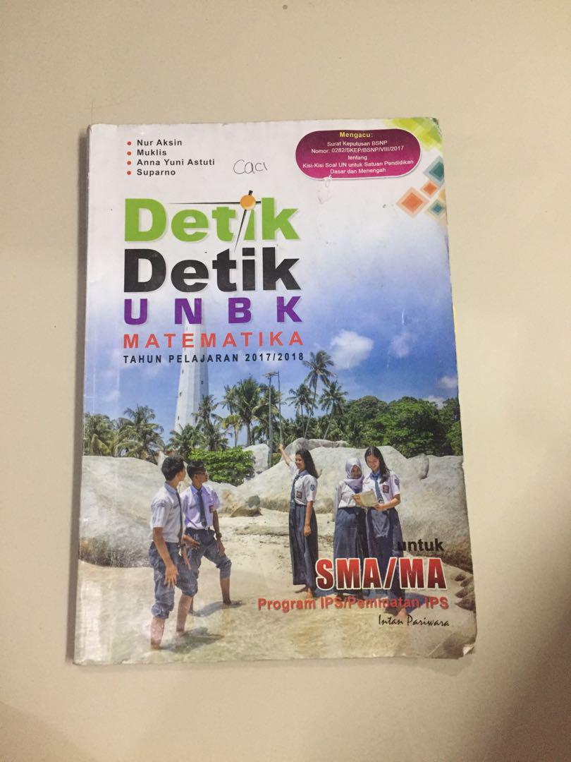 Buku Matematika Detik Guru Paud