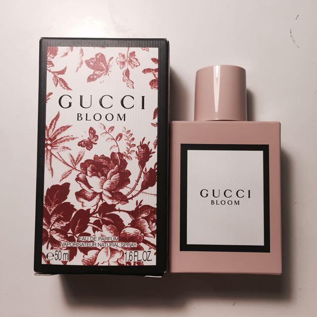 4049eeac378 Gucci Bloom Eau De Parfum 50ML ORIGINAL BOX