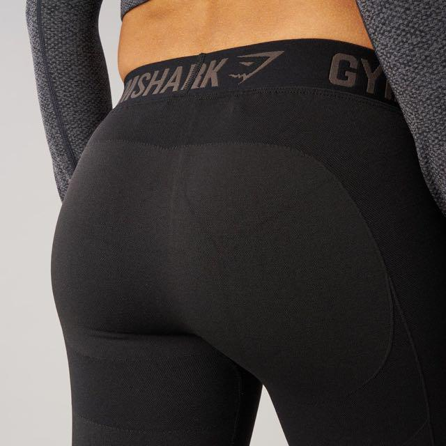 Gym shark black flex leggings