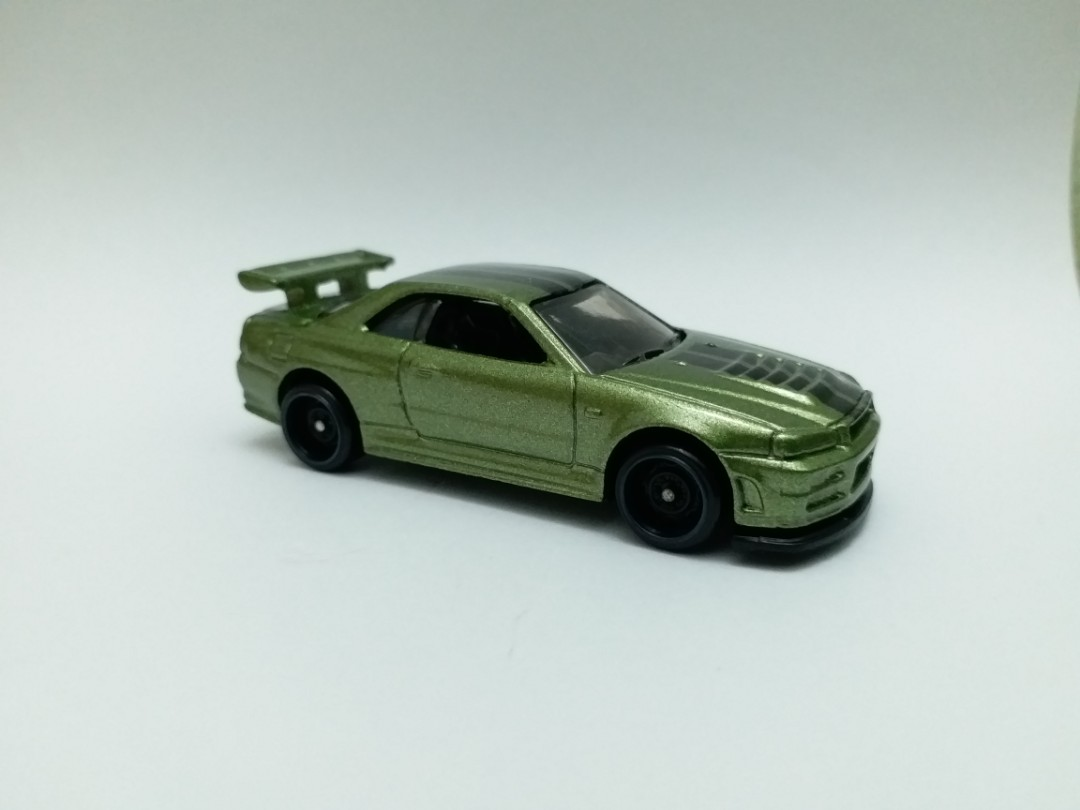 Hotwheels Nissan Skyline R34 Mainline 2019 Toys Games Other Toys