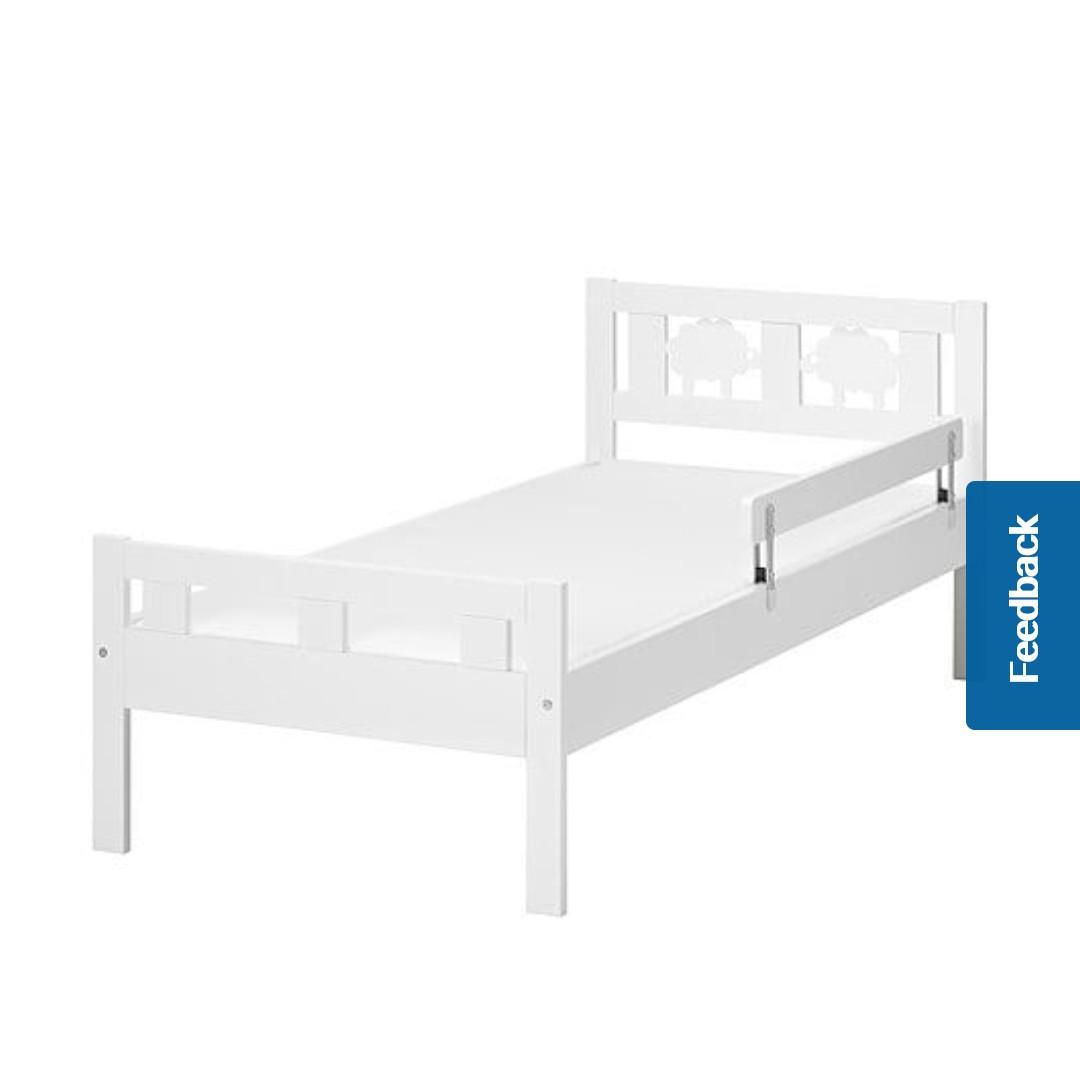 225 & IKEA Children Bed / Toddler Bed / Kids Bed Furniture Beds ...