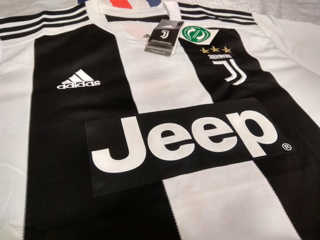 ca77b6814b6 INSTOCK   Juventus Home 18 19 Jersey