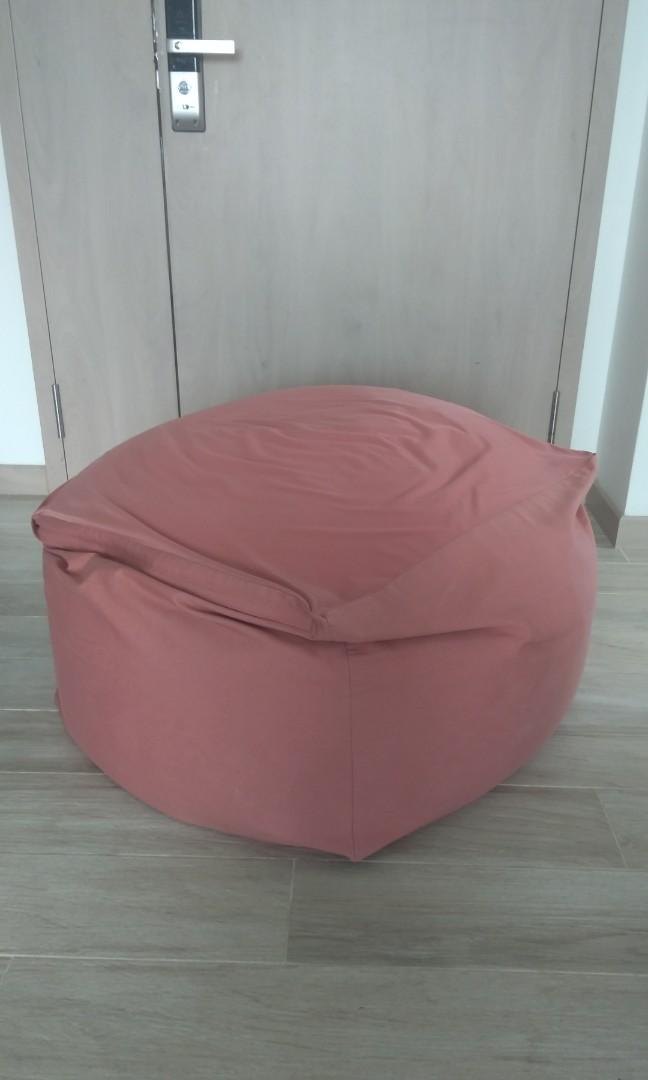 Muji Bean Bag Sofa Baci Living Room