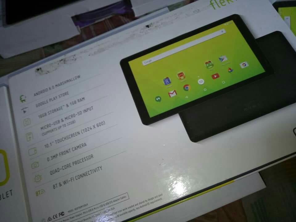 NEOS flex android tab10
