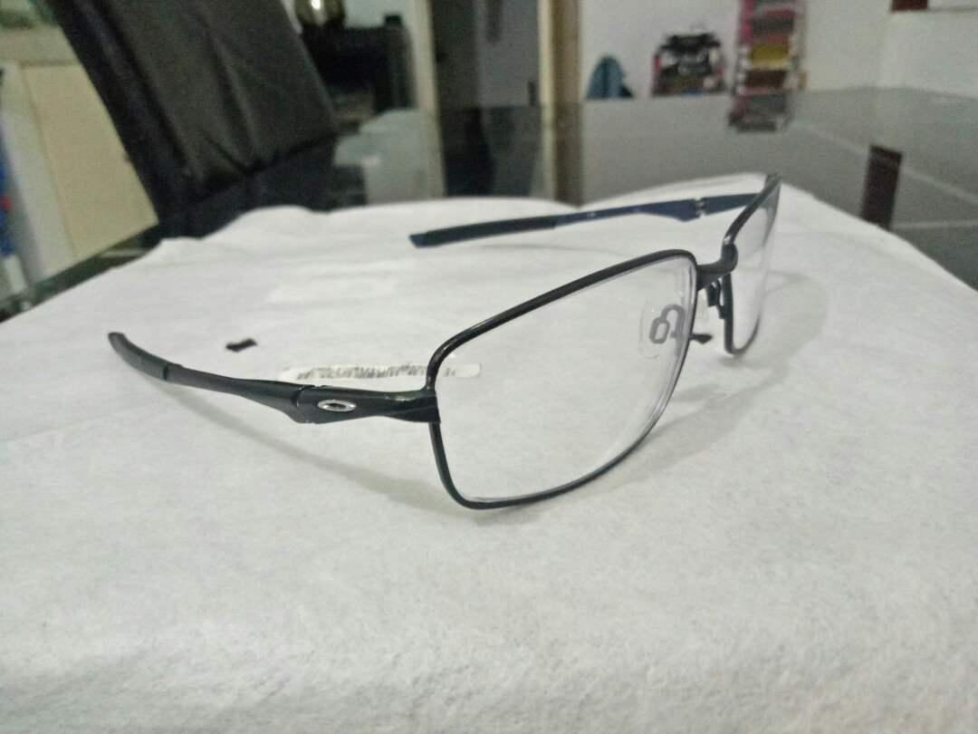 4bf9e3be982 Carousell의 Oakley splinter golf frame