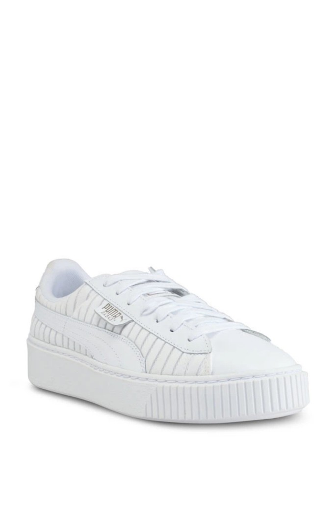 9b67cd0ff99 Puma Basket Platform Ep Sneakers
