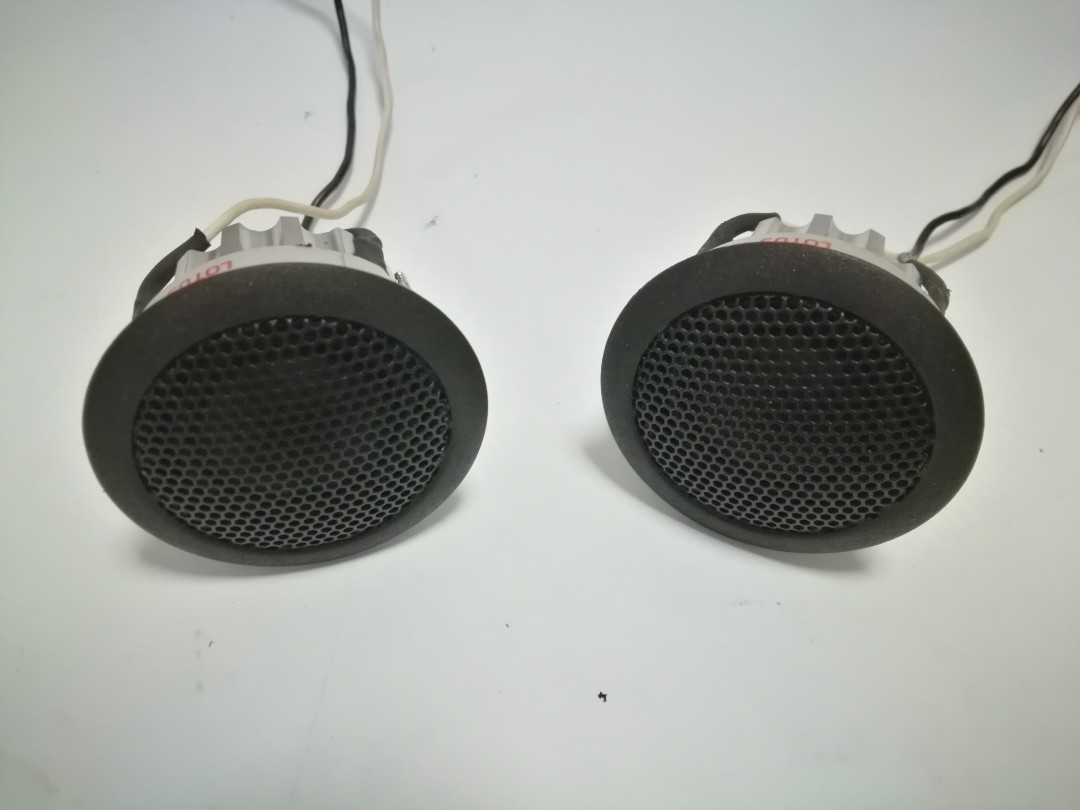 Seas Lotus Reference 2-way Component Speakers