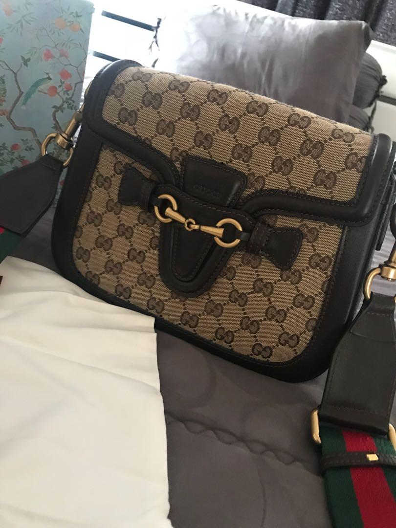 Tas Gucci kualitas Mirror a91e692533