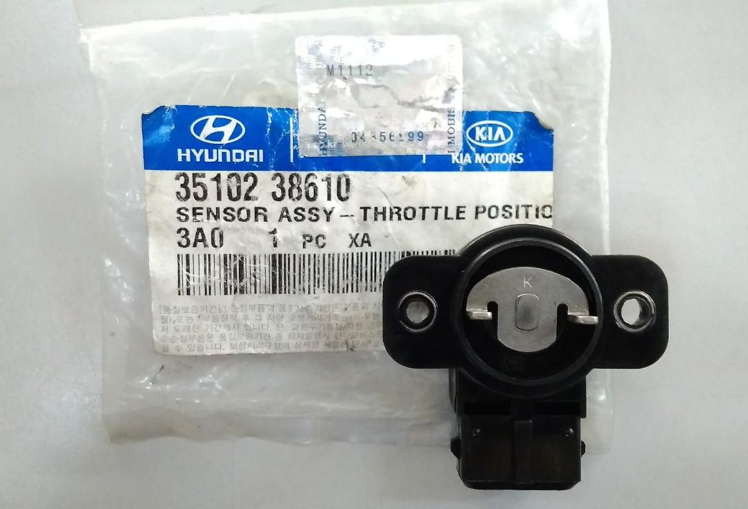 2006 hyundai sonata throttle position sensor | P2135 HYUNDAI