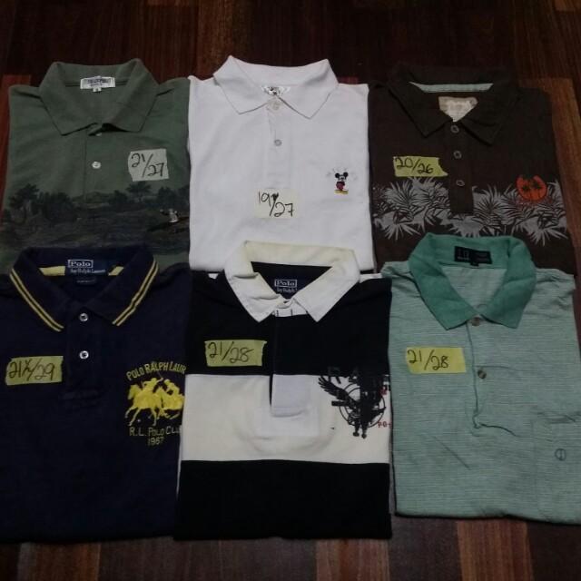 de8b0f50 Tshirt kolar, Men's Fashion, Clothes, Tops on Carousell