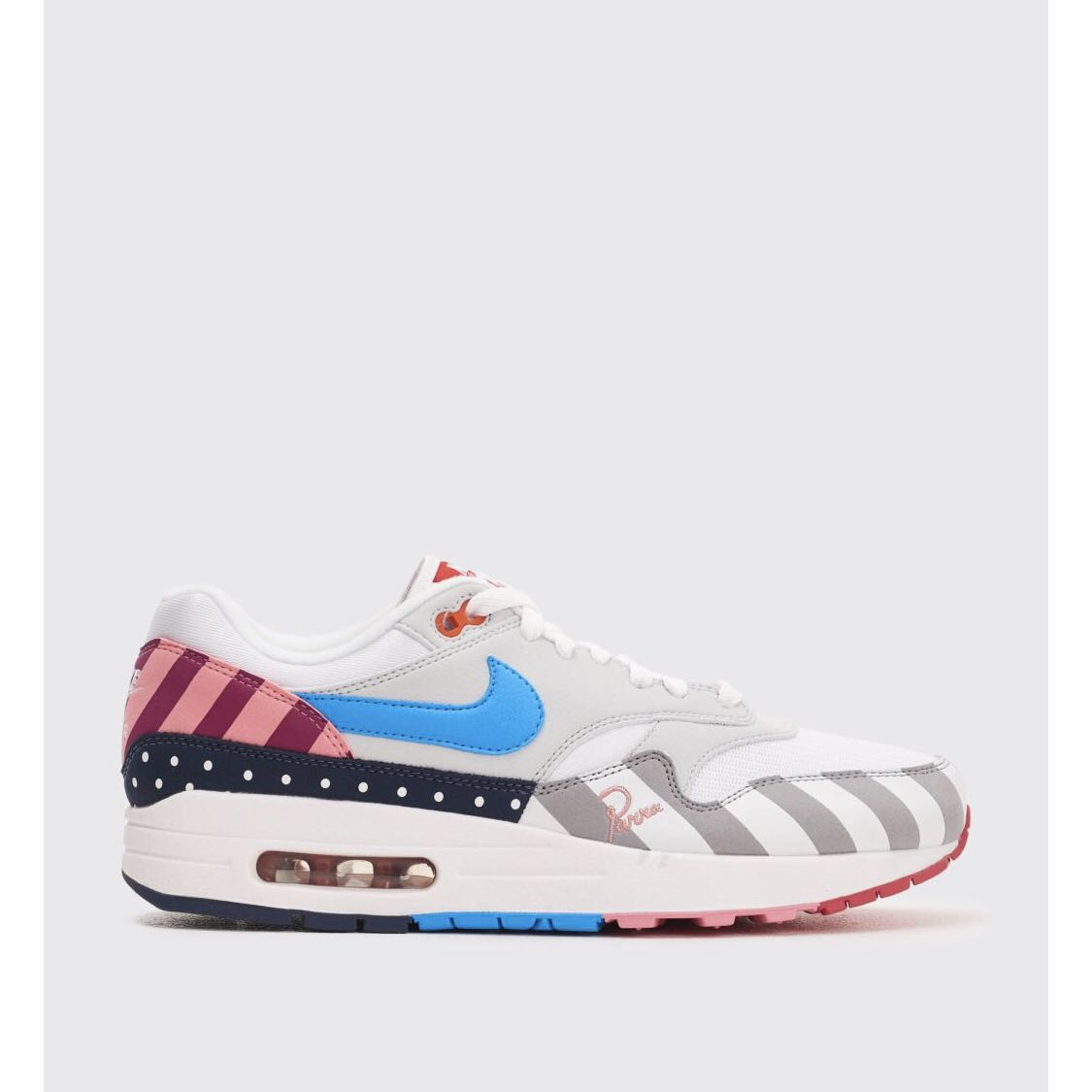 the best attitude 014c5 8ac61 UK10 US11 NIKE X PARRA AIR MAX 1, Men's Fashion, Footwear, Sneakers ...