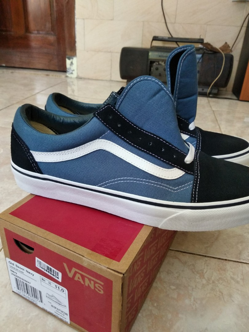 153ccd1167 Vans old skool navy original