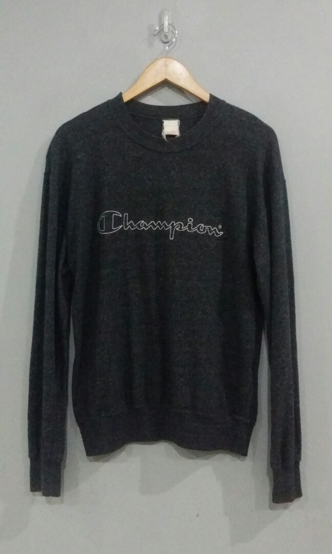 b6ce3c619a3c Vintage Champion Sweatshirt Made in Italy Size M