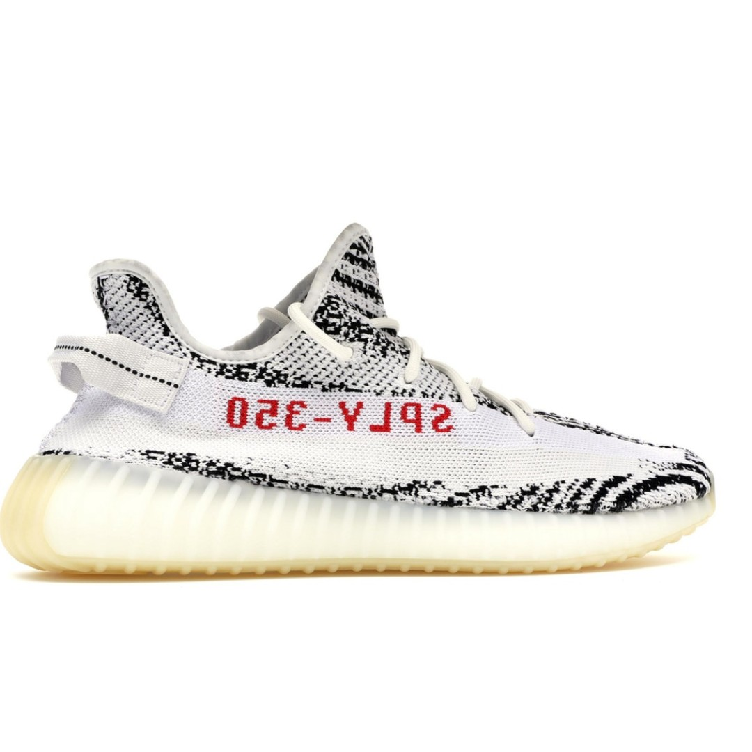 785dca5f3 Yeezy Boost 350 V2 - Available in Zebra and Orange