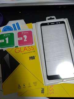 Xiaomi note 5  (redmi) tempered glass screen