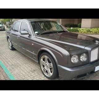 Bentley Arnage T Mulliner
