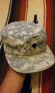 Us army patrol cap version digital camo
