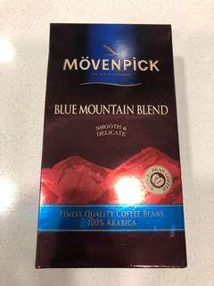 咖啡豆 movenpick