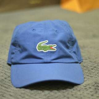 Lacoste Sport Cap Pre-Owned