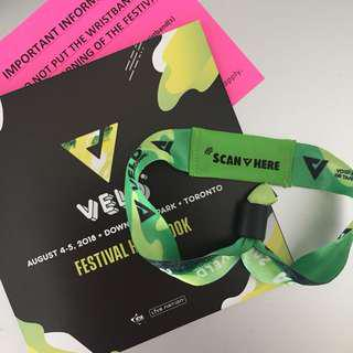 Veld 2Days GA Tickets