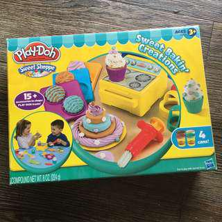 Play-doh Sweet Shoppe Sweet Bakin Creations