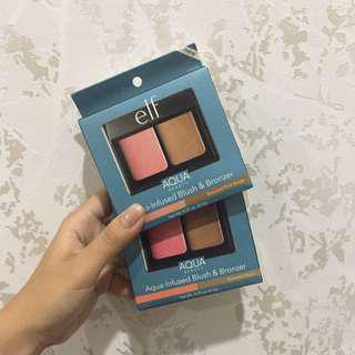 Elf Hydrating Aqua Infused Blush & Bronzer