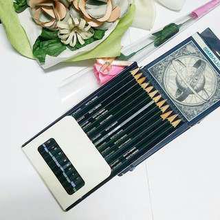 🚚 雄獅製圖鉛筆