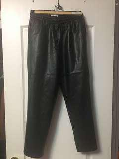 Wilfred free vegan leather pants