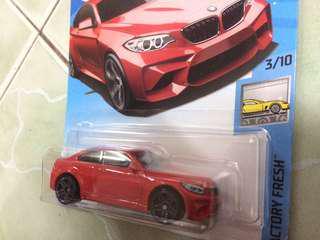 Hotwheels BMW  m2