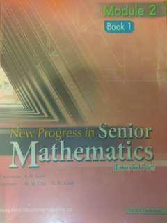 New Progress in Senior Mathematics Module 2 Book 1 (2009)
